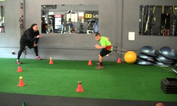 Youth Strength, Speed & Agility Training (Complete VertiMax Workout – Part 4 of 4)