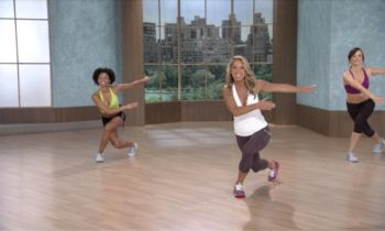 Denise Austin Fit in a Flash – Trailer