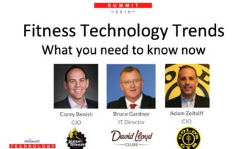 The Fitness Technology Landscape  What You Need to Know Now