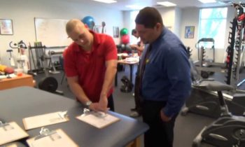 The Sport Medicine and Fitness Technology Students Provide Body Fat Checks