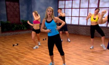Denise Austin: Shrink Belly Fat – Clip