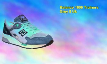 Balance 1600 Trainers Grey 9 Uk
