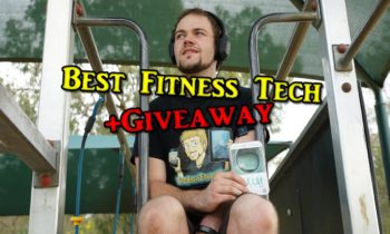 Best Fitness Technology/Gadgets + Smart Watch Giveaway [Closed]