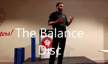 How to use a balance disc & foam roller: A sports trainers workshop