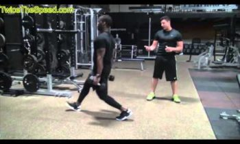 """""""Speed and Agility Training"""" – Lunges To Run Faster"""