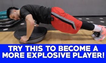 Strength Exercises For Basketball Players – Core Exercises To Become More Explosive!