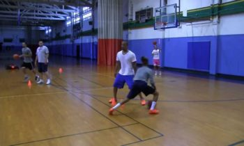 Basketball (Small Group) Workout: Create Your Own Shot Anytime!