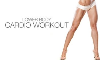 Lower Body Cardio Workout (SET YOUR LEGS ON FIRE!!)