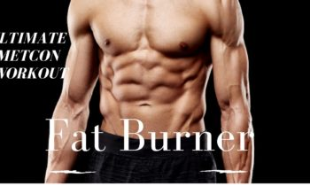 Ultimate 20 Minute Full Body Workout METCON FAT BURNER!