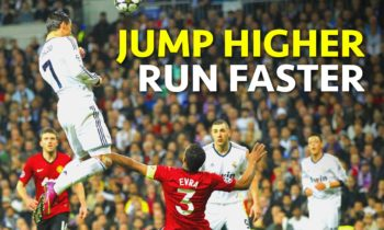 Get Faster & Jump Higher! • The Wall Squat • Football/Soccer Fitness Exercises