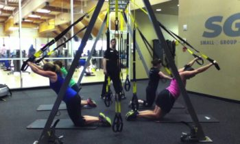 TRX in Small Group Training
