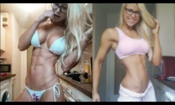 Teen Fitness Model / Bianca Therese
