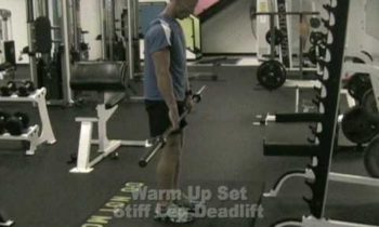 St. Augustine Personal Trainer shows Leg and Butt Workout