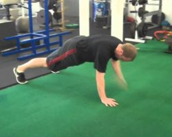 MMA / Football Group Workout Clips