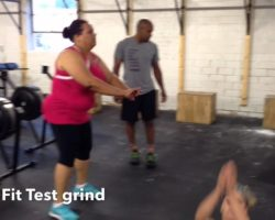 Crossfit Acadiana Beginners BOOTCAMP The First Class