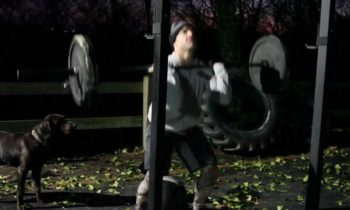FITNESS TRUTH– Front Squats