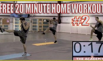 FREE Home MMA Workout Part 2 – P90X INSANITY