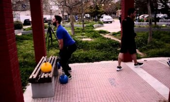 BE-FIT.GR Outdoor Training 2015