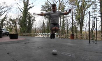 FITNESS TRUTH– Lateral Jump