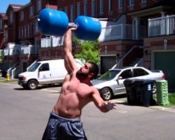 Group Implement Training Workout – Let the Gains Begin