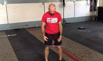 Paradiso CrossFit Mobility – Glute Activations with Banded Squats
