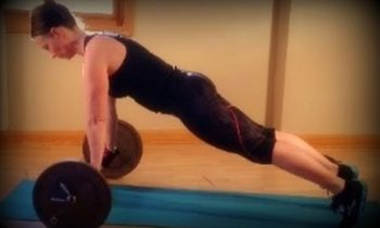 Barbell Core Training – Thursday Throwdown Workout Challenge