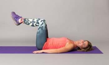 POST NATAL EXERCISE: GET A FLATTER TUMMY (30 MINUTES)
