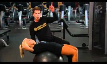 Gold's Gym Interval Training – Core