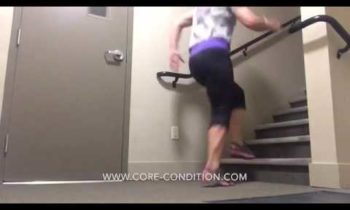 Stairwell workout Hiit Ideas – Michelle Roots