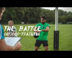 THE BATTLE – OUTDOOR-TRAINING mit Adrian Cross