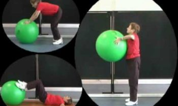 EXERCICES AVEC SWISS BALL POUR PUBLIC SENIOR.avi
