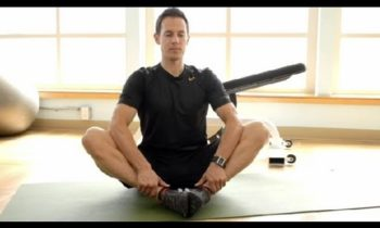 Stretching the Inner Thigh While Pregnant : LIVESTRONG – Exercising with Jeremy Shore