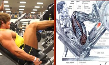 Jeff Seid Super Leg Workout for Mass |FitnessBody