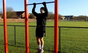 Get Six Pack Abs part 2 – Ab Ripper (Pull Up Bar Version)