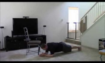 7 Minute Workout – Circuit training high intensity