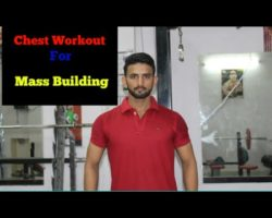 Chest Workout For MASS Building (Hindi/Urdu/English)