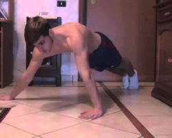 Different kinds of Push ups – Home workout Calisthenics