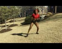 How to Exercise Outdoors : Outdoor Hill Running Exercises