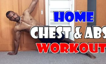 Home Chest and Abs Workout