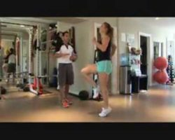 5 or 10 Minute High Intensity Interval Training (HIIT) Routine
