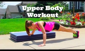 Upper Body Workout | Fitness
