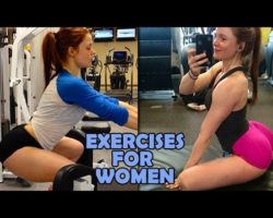 ABBY POLLOCK – Fitness Lover: Upper-Lower-Body Workout For Women @ Canada