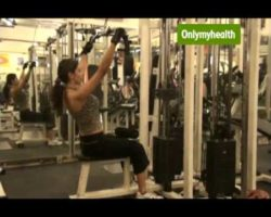 Exercises For Women – Lat Pull Down Front – Onlymyhealth.com
