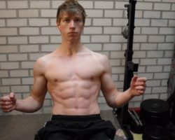 Six-Pack Abs without Lower Back Pain! Inclined Crunches to Save your Back!